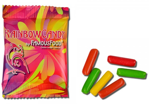 FamousFood® Rainbow Candy