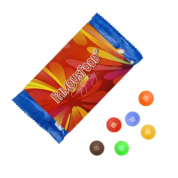 FamousFood® CandyBag m&m´s